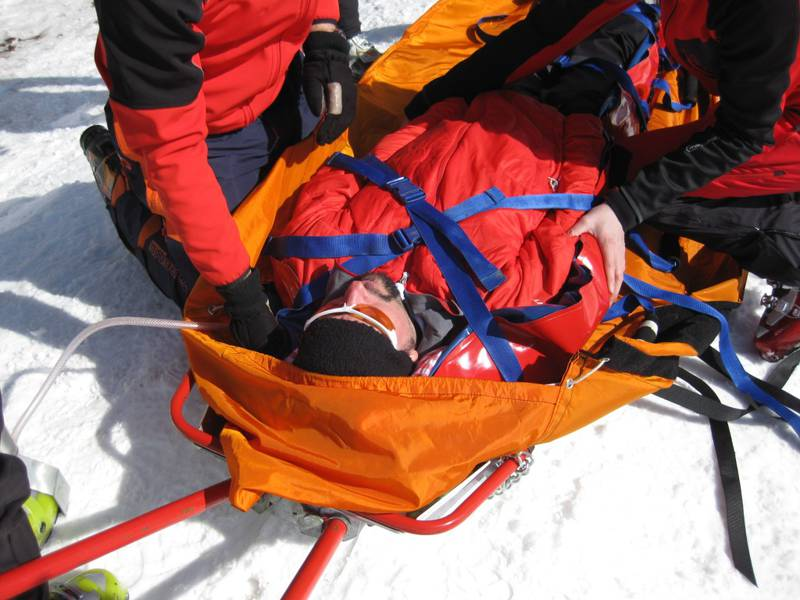 Winterübung 10.-11. 03. 2012