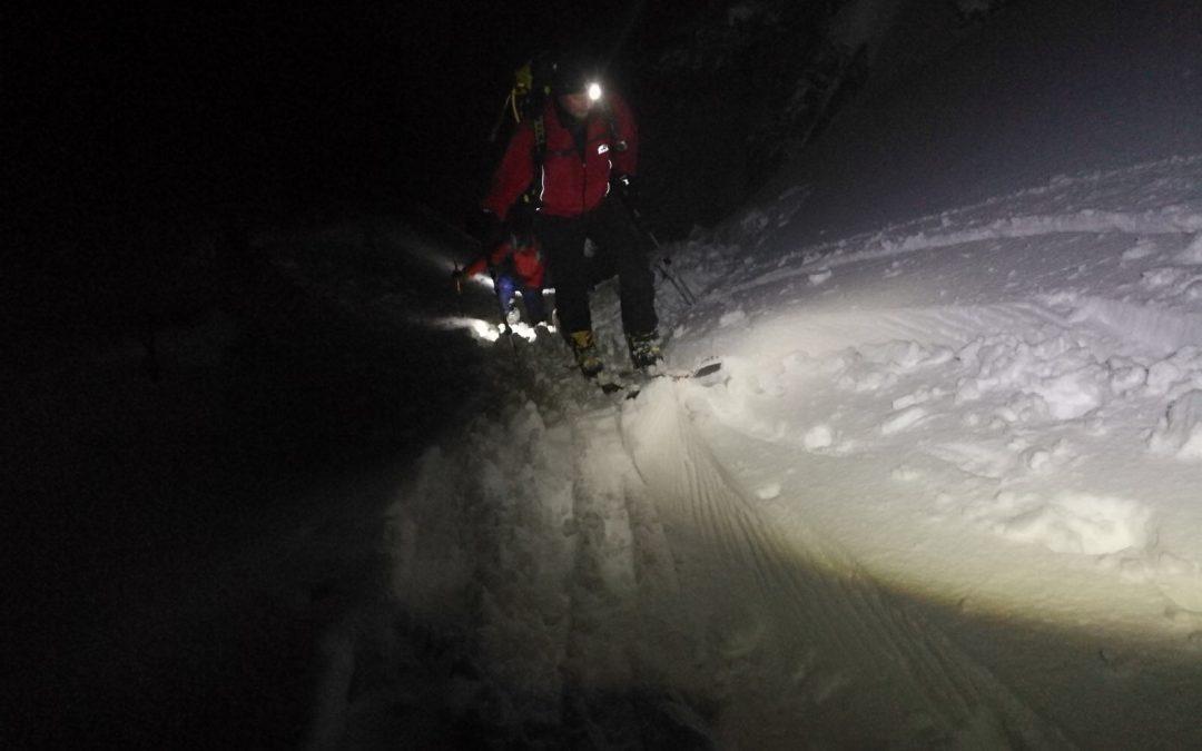 Zwei Einsätze an den Feiertagen für die Bergrettung Wien