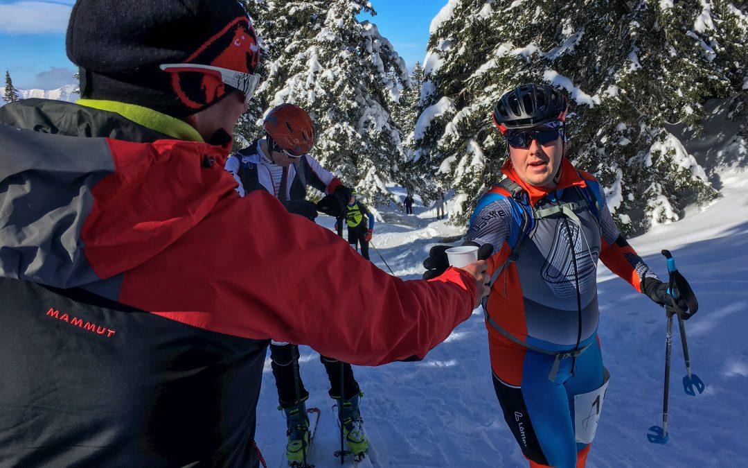 Schneeberg Skitourenlauf
