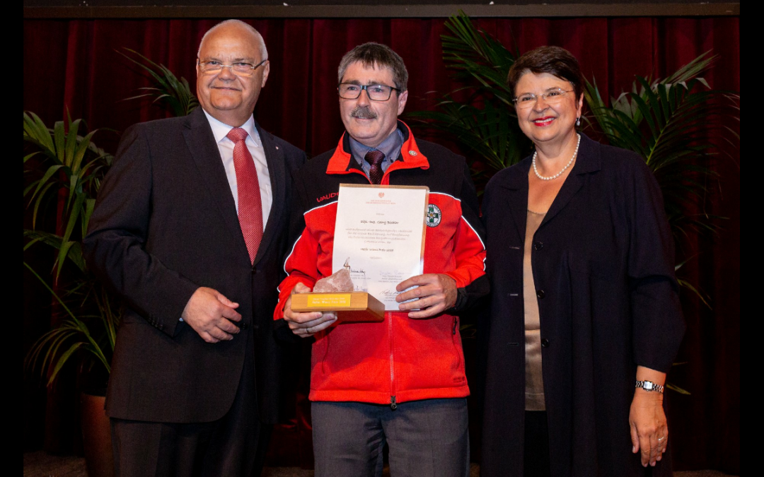 Helfer Wiens Preis 2018