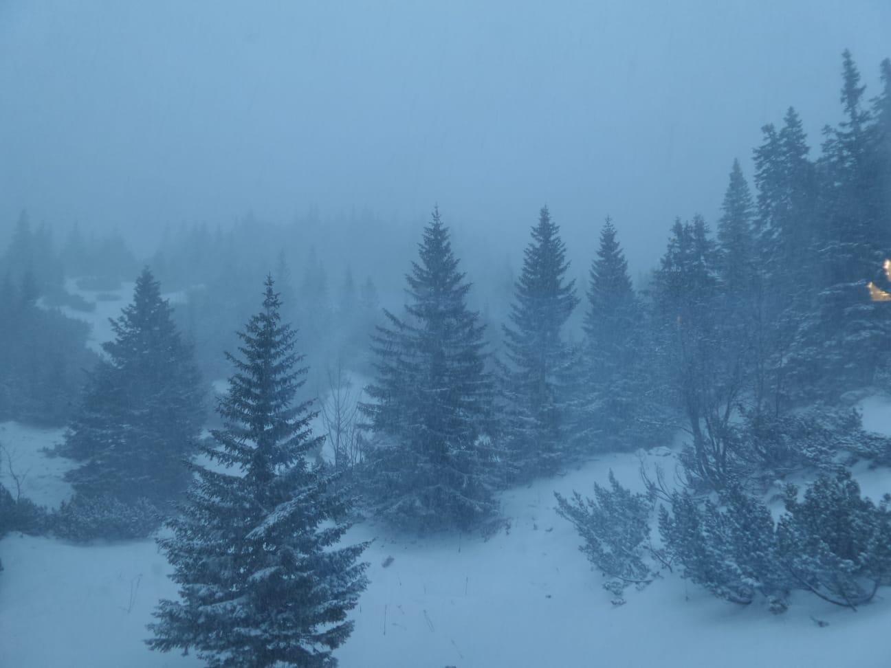 Dienst am Schneeberg