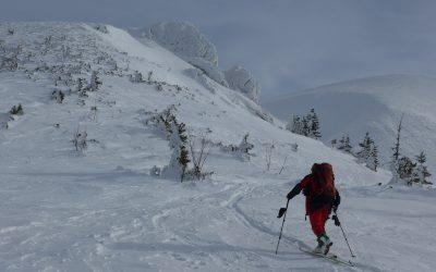 Hochwinterliche Grüße vom Schneeberg