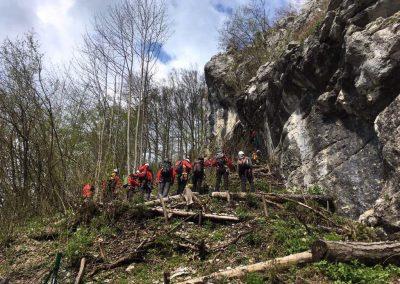 Klettersteigprüfung