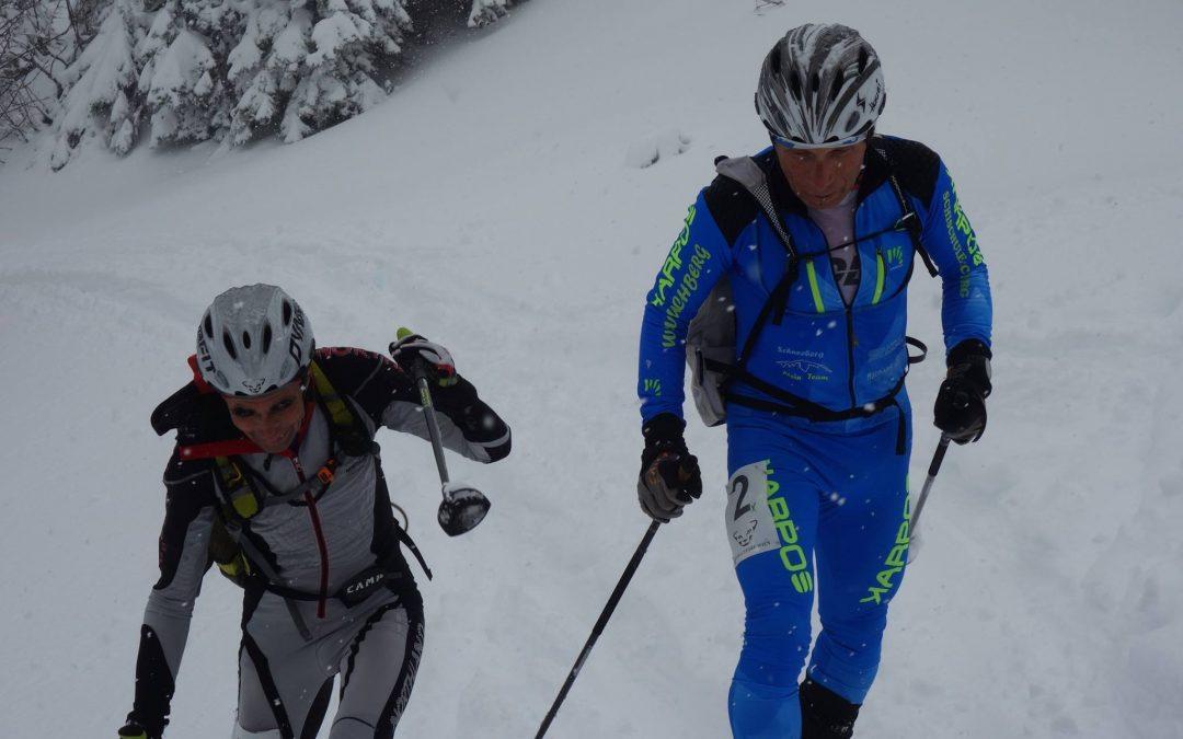 Schneeberg Skitourenlauf 2017