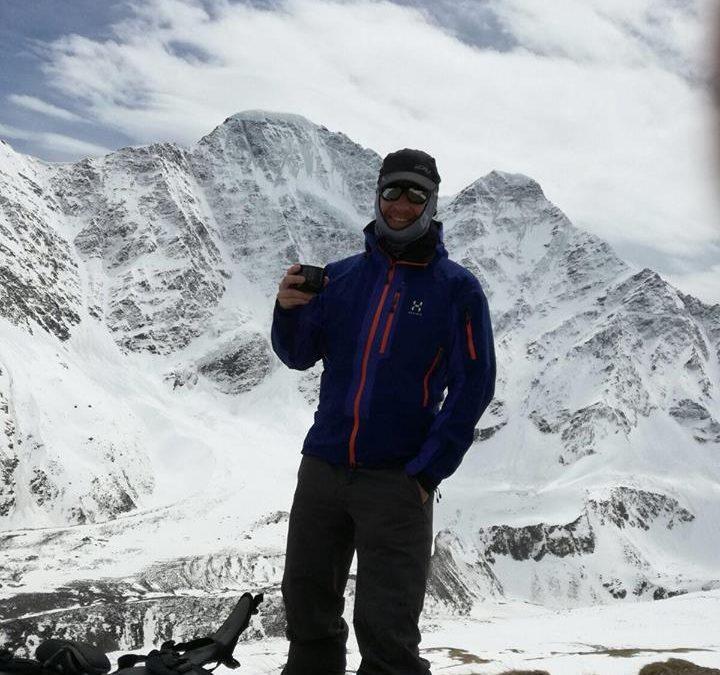 Nachricht vom Mt. Elbrus