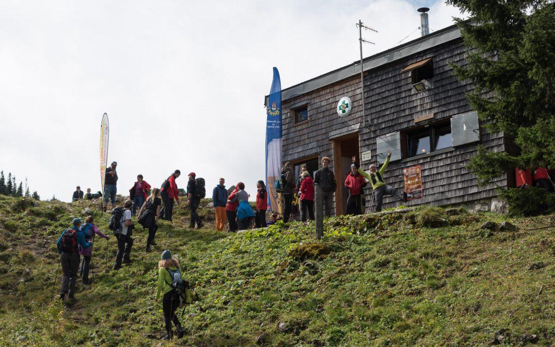 80 Jahre Heinrich-Krempel-Hütte Jubiläum