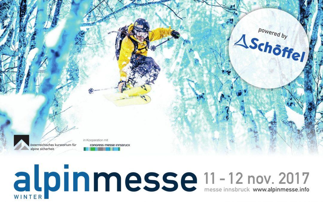 Lust auf Berge? Schauen, informieren, lernen bei der Alpinmesse Innsbruck 2017