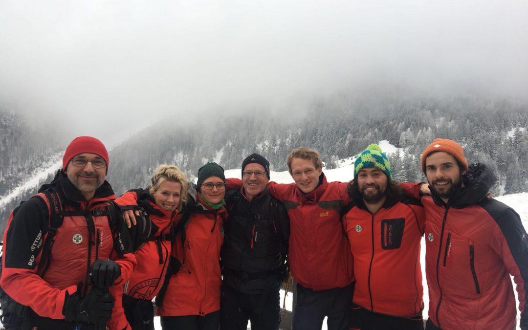 Gemeinsam sicher am Schneeberg
