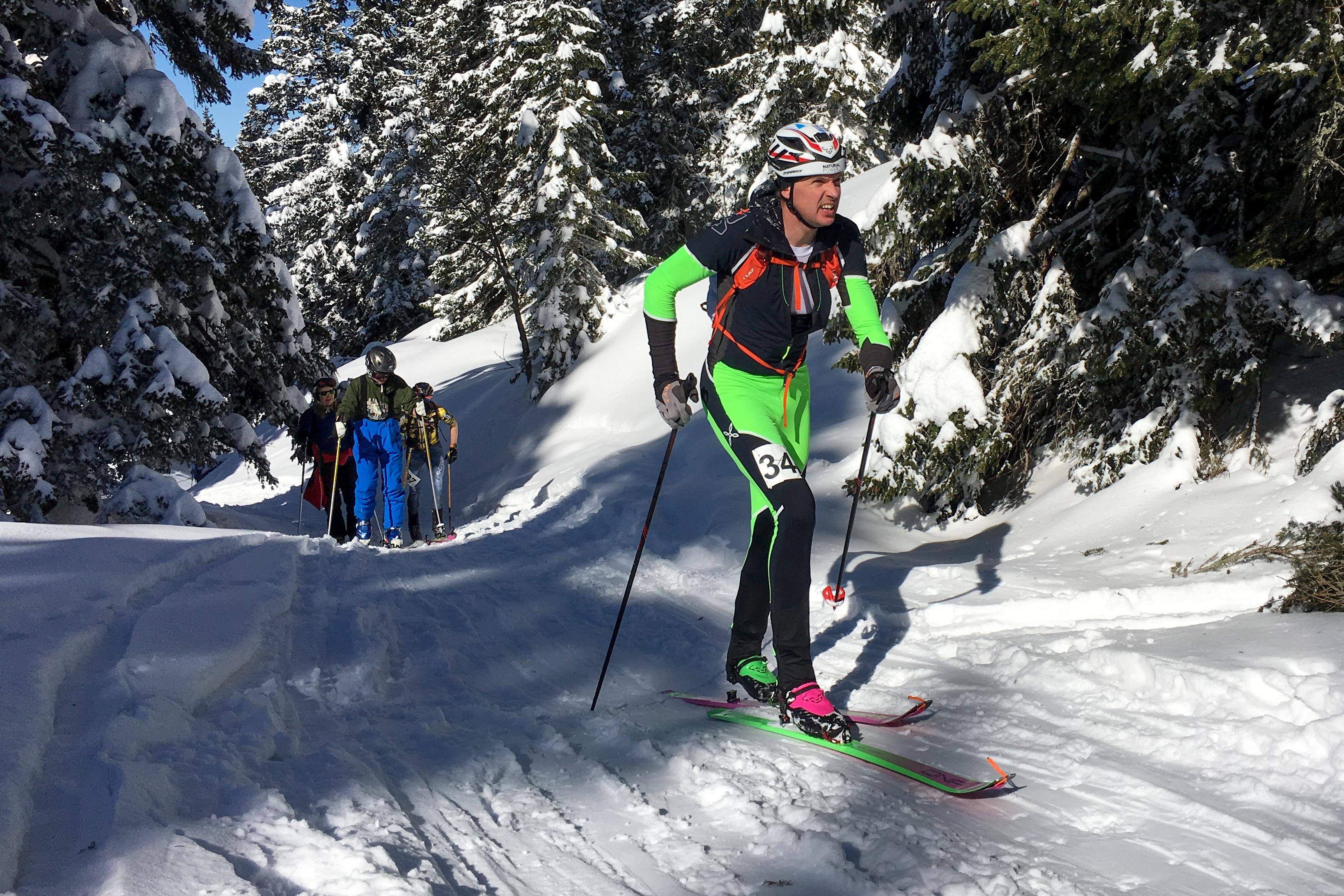 Skitourenlauf 2018