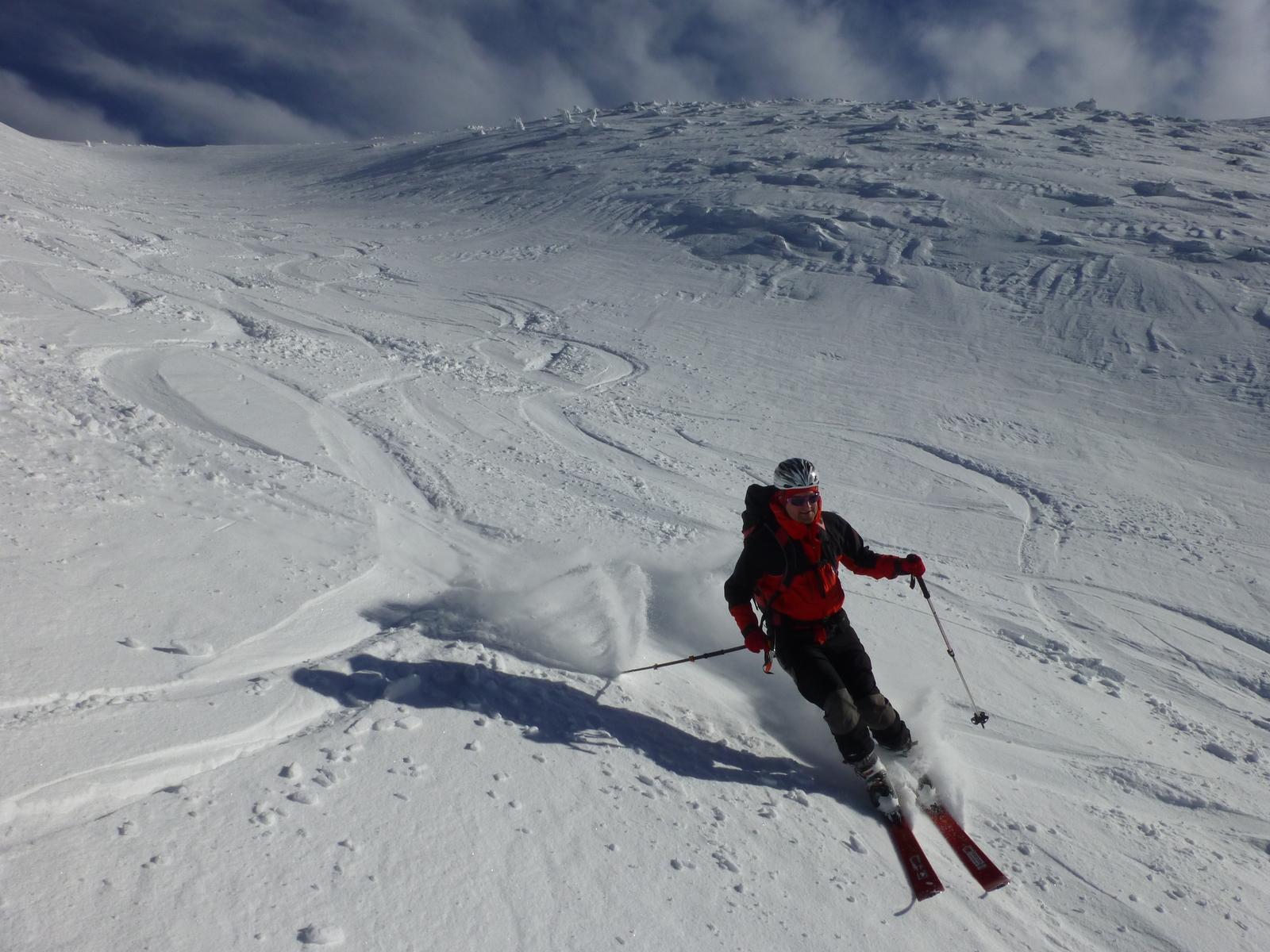 Schneeberg Skitourenlauf 2019
