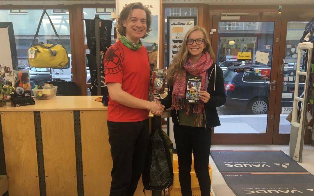 Sammeldose bei Treksport Outdoor Shop – Wien