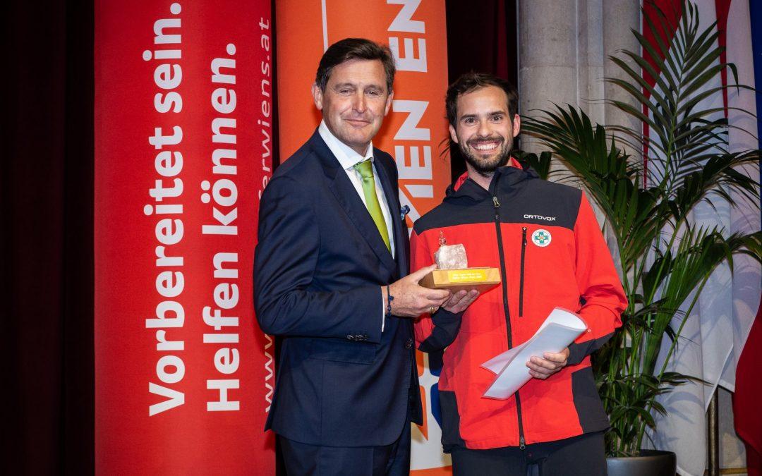 Helfer Wiens Preis 2019