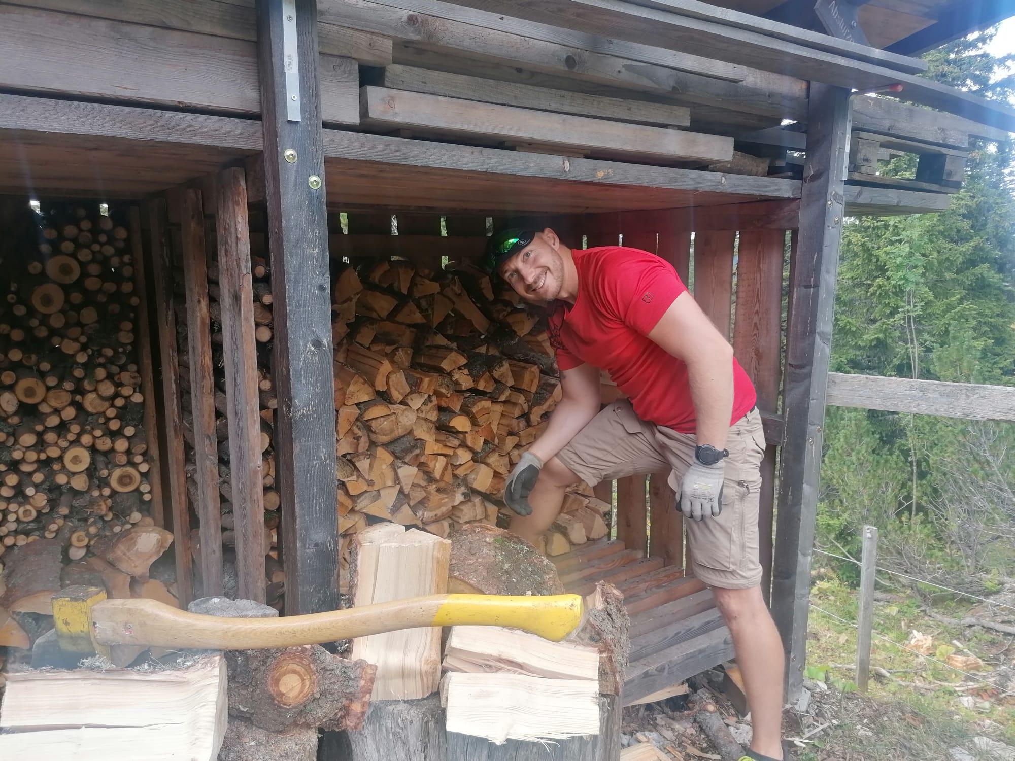 Holzschlichten